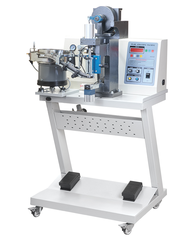 Half Pearl and Beyoglu Stone Punching Machine