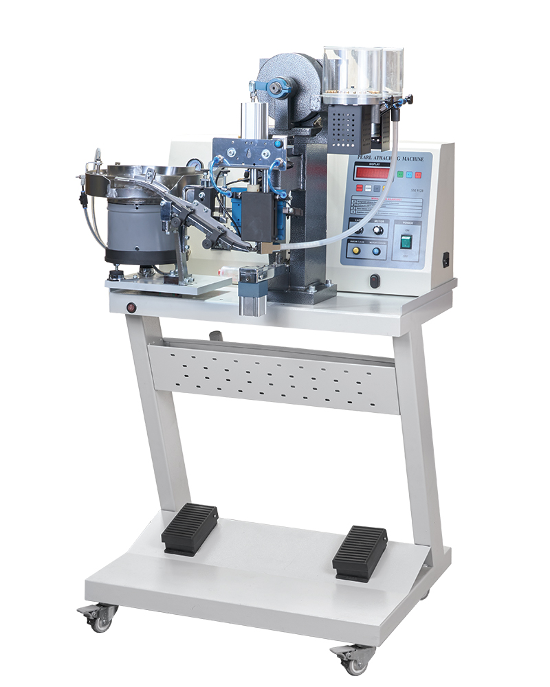 Double Head Full Pearl, Half Pearl and Beyoğlu Stone Punching Machine
